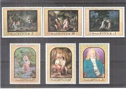 Mauritius - Yv.323/28 - Série Complète - XX/MNH (à Voir) - Maurice (1968-...)