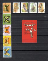 Kirghizstan    1996  .-  Y&T  Nº    73/75-77-107/111   +   1  Block - Kyrgyzstan