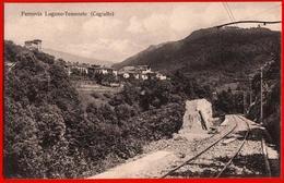 Chemin De Fer Lugano Suisse étranger Pré-révolutionnaire - Sin Clasificación