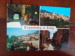 06 - Tourrettes Sur Loup - Multivues - France