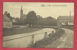 On - La Wamme Et Panorama  ( Voir Verso ) - Marche-en-Famenne
