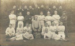 RPPC 1914 1916 CLUB DE PRISONNIERS BELGE MUNSTER  GEPRÜFT  KRIEGSGEFANGENENLAGER  KRIJGSGEVANGENEN - Guerra 1914-18