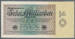 P116 Ro113a DEU-134a. 10 Milliard Mark 15.09.1923 AUNC - 10 Milliarden Mark