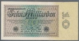 P116 Ro113a DEU-134a. 10 Milliard Mark 15.09.1923 AUNC- - 10 Milliarden Mark