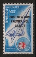 Gabon - 1977 - Poste Aérienne PA N°Yv. 198 - Concorde - Neuf Luxe ** / MNH / Postfrisch - Gabun (1960-...)