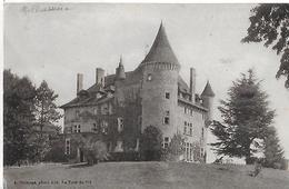 Succieu. Le Chateau De Milliassière,tampon Collection Privée JCT. - Otros Municipios