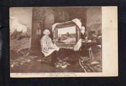 """Art,Arts / Tableau,Peintre / Musée De Bordeaux / Tould (Mlle G. Achille """" Rosa Bonheur Dans Son Atelier """" - Pintura & Cuadros"""