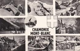 74-----Souvenir De CHAMONIX-MONT-BLANC--voir 2 Scans - Chamonix-Mont-Blanc
