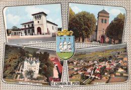 33-SAINT GERMAIN DU PUCH-N°C-3643-B/0299 - Frankrijk