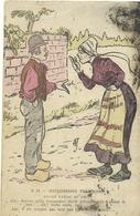 (ILLUSTRATEUR   )( HUMOUR   )( COUPLE   )( GAULOISERIES FRANCAISES ) - Adolf 'Jodolfi'