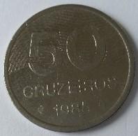Brésil - 5 Cruzeiros 1985 - - Brésil