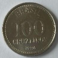 Brésil - 100 Cruzeiros 1986 - - Brésil