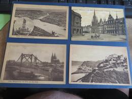 Lot De 17 Cartes  ,sur Allemagne ,je Crois ,  Tres Petit Prix (lot 89) - 5 - 99 Postkaarten