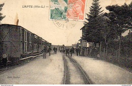 Lapte La Gare - Francia