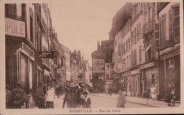 1730  THIONVILLE   NON   ECRITE - Thionville