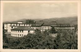 Ansichtskarte Achern Straßénpartie Am Krankenhaus 1961 - Achern