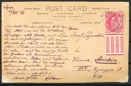 INDIEN -Postkarte - Indien