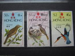 VEND BEAUX TIMBRES DE HONG-KONG N° 300 - 302 , XX !!! - 1997-... Région Administrative Chinoise