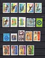 Kazakhstan   1994-95  .-  Y&T  Nº    35/40-41-43-44-45-47-48-50-53/58 - Kazajstán