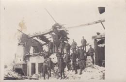 Foto Karte Carte Photo 1917 Photograph Schubkegel Wiesloch WW1 WK1 Militaria - Allemagne
