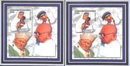 [36748]TB//**/Mnh-Mozambique 2002 - D+ND - Célébrité, Religion - Mère Teresa. - Mother Teresa