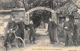 51-CAMP DE CHALONS-N°C-3649-E/0127 - Camp De Châlons - Mourmelon