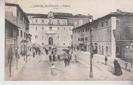 CASTEL GANDOLFO ROMA  PIAZZA ANIMATISSIMA - Autres