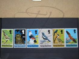 VEND BEAUX TIMBRES DES SEYCHELLES N° 293 - 298 , XX !!! - Seychelles (1976-...)