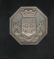 Jeton Ville De Charenton - Conseil Municipal 1864 - SUP - Professionnels / De Société