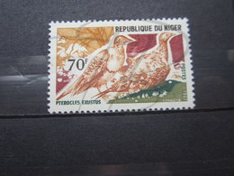 VEND BEAU TIMBRE DU NIGER N° 215 , XX !!! - Niger (1960-...)