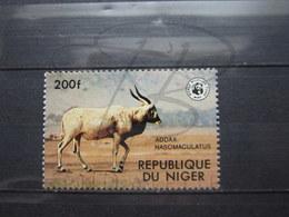 VEND BEAU TIMBRE DU NIGER N° 453 , XX !!! - Niger (1960-...)