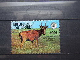 VEND BEAU TIMBRE DU NIGER N° 454 , XX !!! - Niger (1960-...)