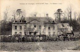 - RIBECOURT - Le Château . - Ribecourt Dreslincourt