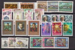 Liechtenstein 1985 Year (see Scan) ** Mnh (43993) - Liechtenstein