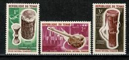 Tsjaad  1965 Yv 114/16**, MNH - Tchad (1960-...)