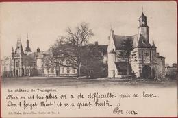 Le Château De Trazegnies Courcelles Hainaut (En Très Bon Etat) (In Zeer Goede Staat) - Courcelles
