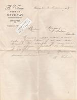 44 - SAVENAY - Tissus SAVENAY - A.Vilmer ( 21 Cm X 27 Cm ) - 1900 – 1949