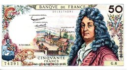 Reproduction Du Billet - 1962-1997 ''Francs''
