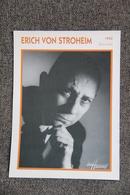 Artiste : ERICH VON STROHEIM - Collezioni