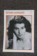 Artiste : SILVANA MANGANO - Collezioni