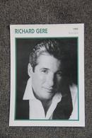 Artiste : RICHARD GERE - Collezioni