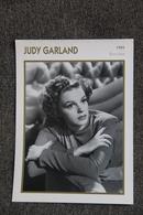 Artiste : JUDY GARLAND - Collezioni