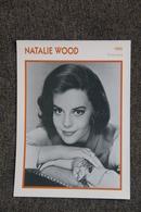 Artiste : NATALIE WOOD - Collezioni