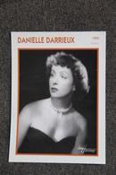 Artiste : DANIELE DARRIEUX - Collezioni