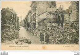 02 SOISSONS. 1914-18 Rue Saint-Antoine 1921 - Soissons