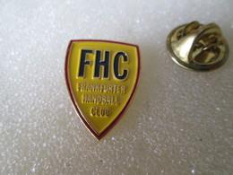 PIN'S   LOGO  FRANKFURTER HANDBALL  CLUB - Balonmano