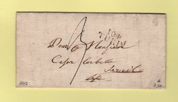 Turin - 104 - 1812 - Departement Conquis Du Po - 1792-1815: Conquered Departments