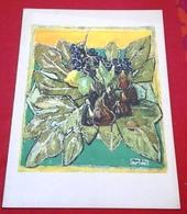 """Menu Paquebot France """"Première Classe"""" Du 22 Octobre 1962 Chef Raymond Grangier Illustré Par Mac Avoy Cdt J. ROPARS - Menu"""
