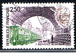 (2F 281) FRANCE // YVERT 2452 // 1987 - Usados