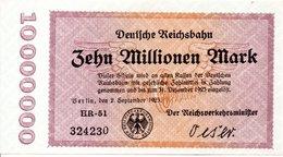 10 Million Mark 1923 Neuf - [ 3] 1918-1933: Weimarrepubliek